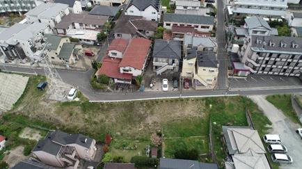 法面保護事業:福岡市城南区西片江